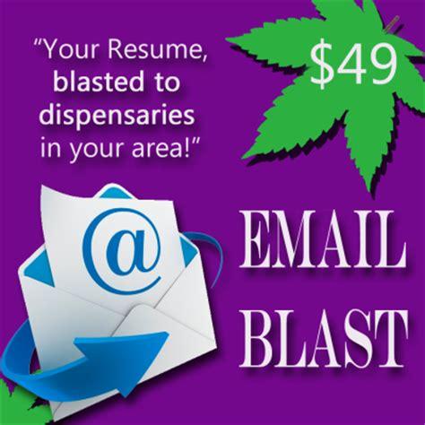 Marijuana cover letter